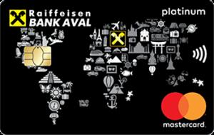Кредитна картка Platinum MasterCard - від Райффайзен Банк Аваль