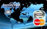 Кредитна картка Platinum MasterCard - від КомІнБанк