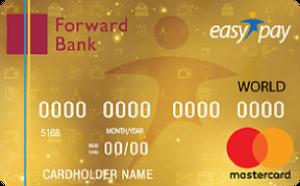 EasyPay кобренд MasterCard