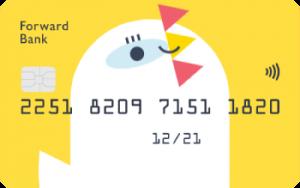 Кредитная карта КОКО КАРД MasterCard - от Форвард Банк