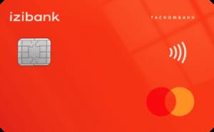 Кредитна картка izibank MasterCard - від Ізібанк