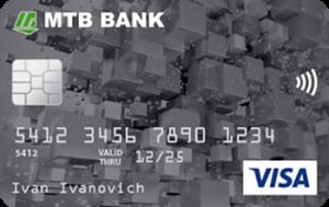 Кредитна картка WEALTH Visa - від МТБ БАНК