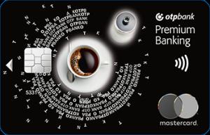 Кредитна картка Premium Black Edition MasterCard - від ОТП Банк