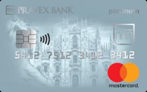 Кредитна картка FAMIGLIA MasterCard - від Правекс Банк