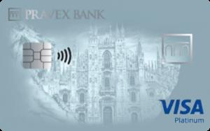 Кредитна картка FAMIGLIA Visa - від Правекс Банк