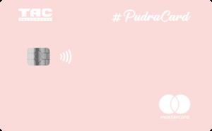 Кредитна картка Pudra card MasterCard - від Таскомбанк