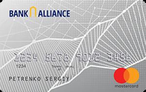 Платёжная карта Забота базовая MasterCard - от Альянс