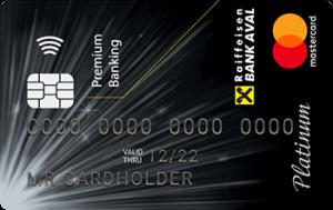 Платіжна картка Prestige MasterCard - від Райффайзен Банк Аваль