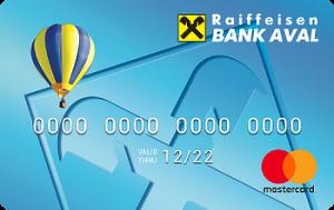 Платіжна картка Оптимальний + MasterCard - від Райффайзен Банк Аваль