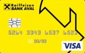 Платіжна карта Пенсійний оптимальний Visa - від Райффайзен Банк Аваль