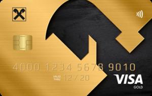 Платіжна картка Райфкарта плюс Visa - від Райффайзен Банк Аваль