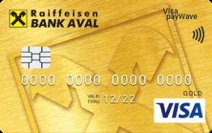Платіжна картка Активний Visa - від Райффайзен Банк Аваль