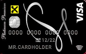Платіжна картка Prestige Visa - від Райффайзен Банк Аваль