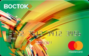 Платіжна картка Зручний препейд MasterCard - від Схід