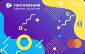 Платёжная карта Зарплатная MasterCard - от КОНКОРД