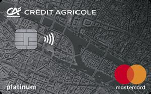 Платіжна картка Premium MasterCard - від Креді Агріколь Банк