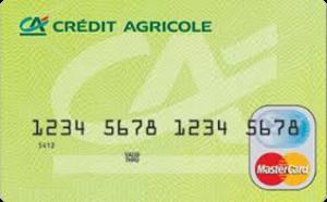 Платіжна картка Миттєва MasterCard - від Креді Агріколь Банк