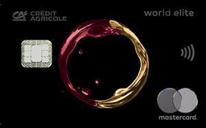 Платіжна картка SOMMELIER MasterCard - від Креді Агріколь Банк