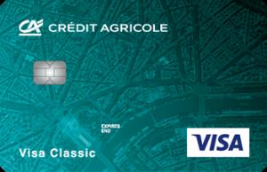 Платіжна картка Light Visa - від Креді Агріколь Банк