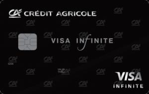 Платіжна картка INFINITE Visa - від Креді Агріколь Банк