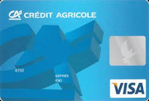 Платіжна картка Пенсійно-соціальна Visa - від Креді Агріколь Банк