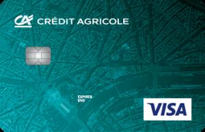Платіжна картка Миттєва Visa - від Креді Агріколь Банк