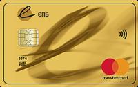 "Платіжна картка Gold ""VIP"" MasterCard - від ЄПБ"