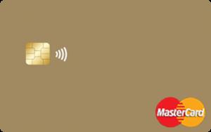 Платіжна картка Оптимальна Gold MasterCard - від Укрексімбанк