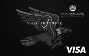 Платёжная карта Infinite Visa - от Индустриалбанк