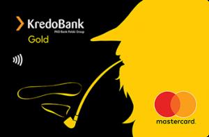 Платіжна картка Smart MasterCard - від Кредобанк