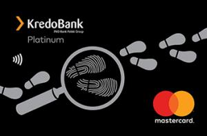 Платіжна картка VIP MasterCard - від Кредобанк