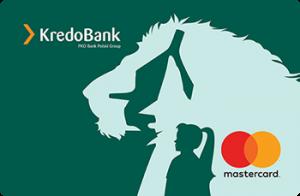 Платіжна картка Миттєва MasterCard - від Кредобанк