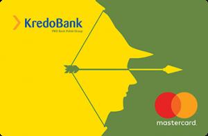 Платіжна картка Базова MasterCard - від Кредобанк