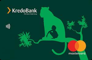 Платіжна картка Start MasterCard - від Кредобанк