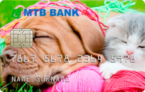 Платіжна картка Турбота MasterCard - від МТБанк