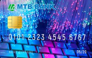 Платіжна картка Virtuon Visa - від МТБ БАНК