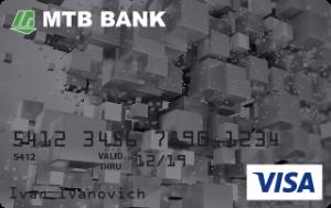 Платіжна картка MTB GRAND Visa - від МТБ БАНК
