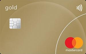 Платіжна картка Золота MasterCard - від Оксі Банк