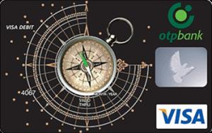Платіжна картка Класична Visa - від ОТП Банк