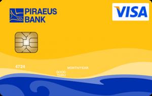 Платіжна картка Олімп Visa - від Піреус Банк