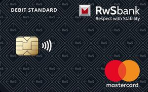 Платіжна картка Персональна MasterCard - від РВС Банк