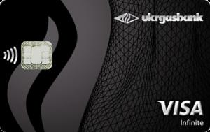 Платіжна картка Люкс Драйв Visa - від Укргазбанк