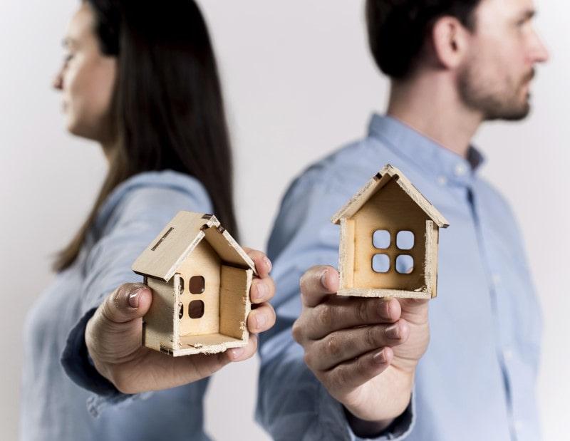 Как делить имущество и долги при разводе